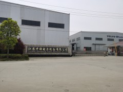 现代化柴油发电机生产工厂-江苏中动电力
