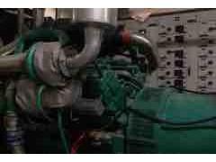 安微宿州1000KW柴油发电机客户调试