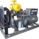 柴油发电机夏季水温度高解决方法
