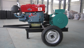常柴柴油发电机组