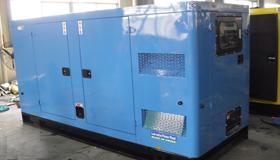 静音式柴油发电机组