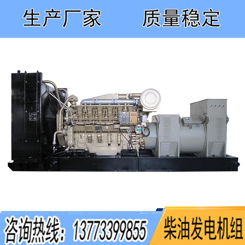 济柴柴油发电机组1000KW1200KW1500KW2000KW