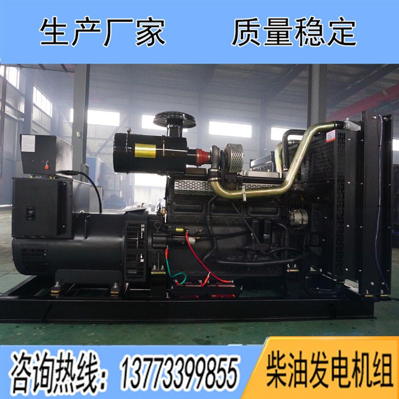 KD13H308上海卡得城仕300KW柴油发电机组报价