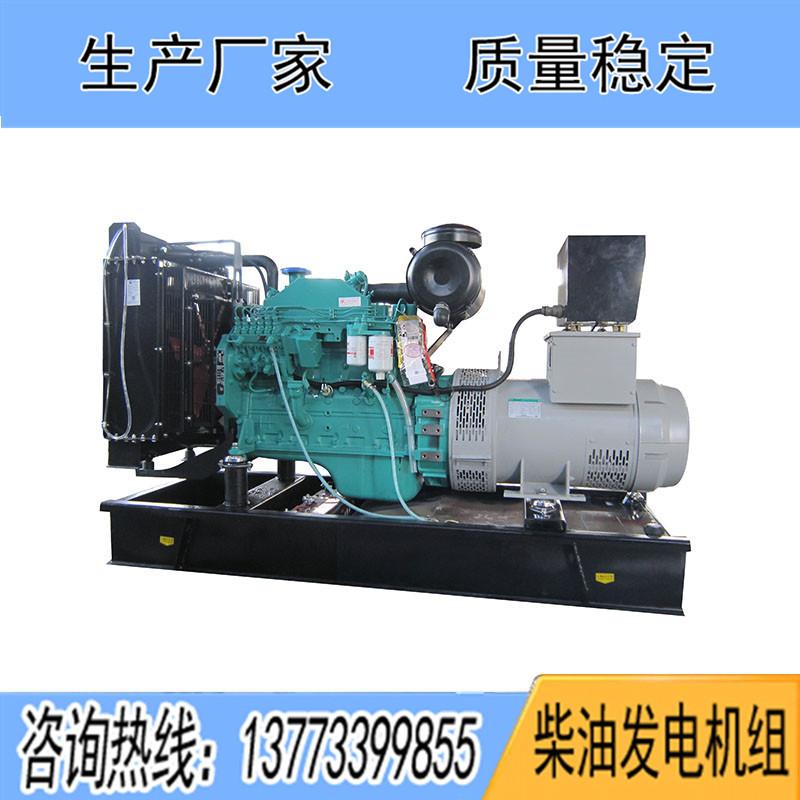 6BTA5.9-G2东风康明斯100KW柴油发电机组报价