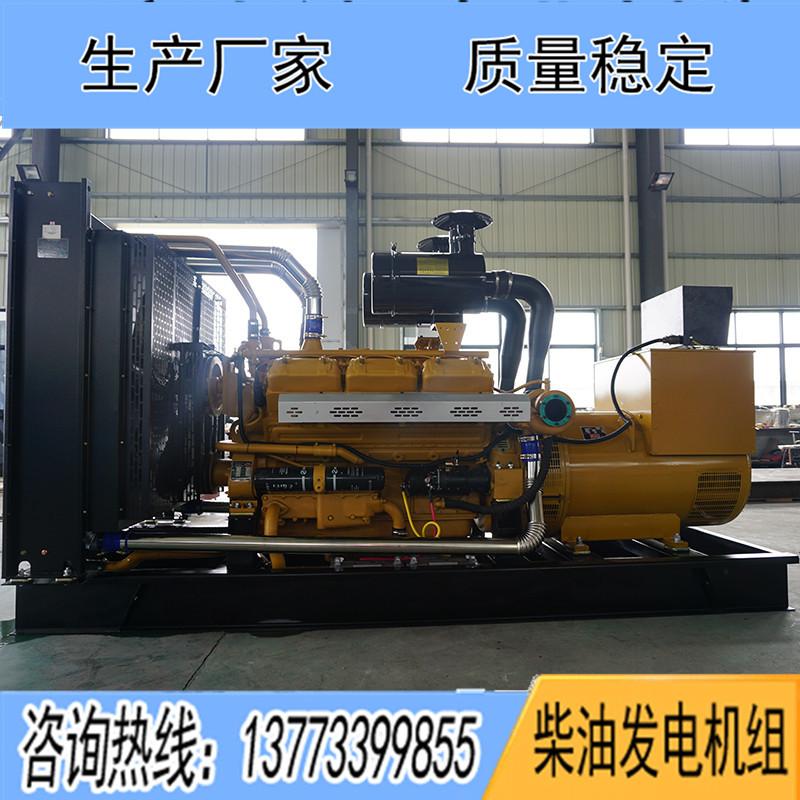 400KW扬柴YC16H460柴油发电机组