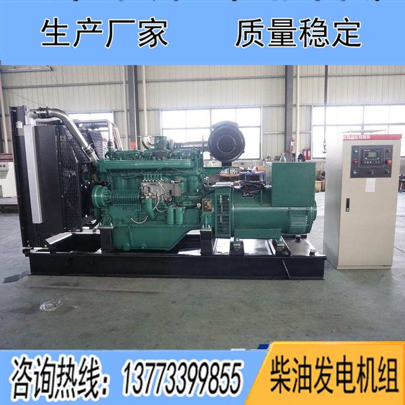 350KW无动WD145TAD33L柴油发电机组