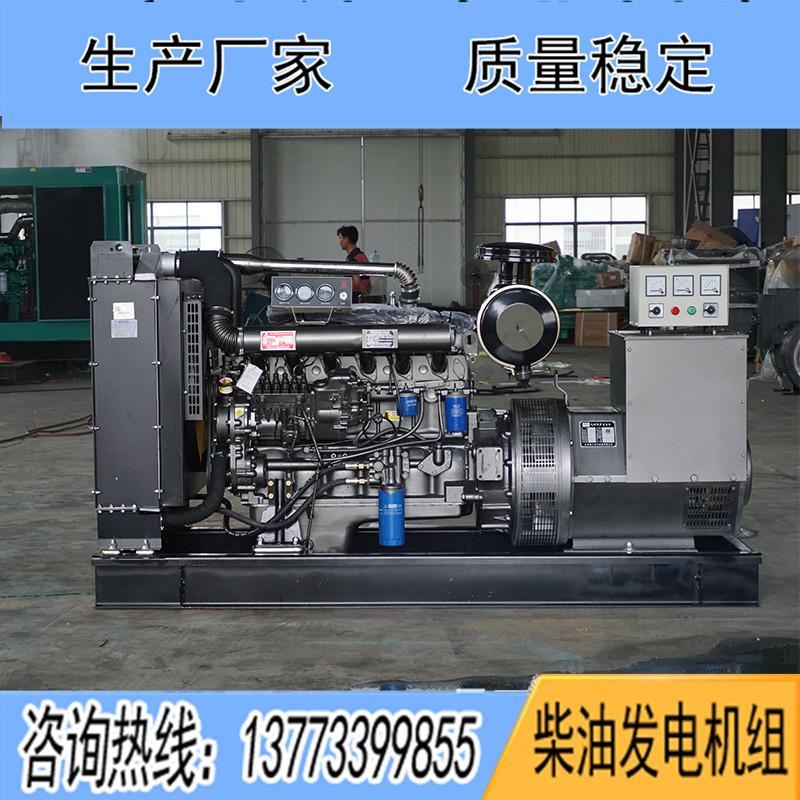 150KW潍坊裕兴R6110IZLD柴油发电机组