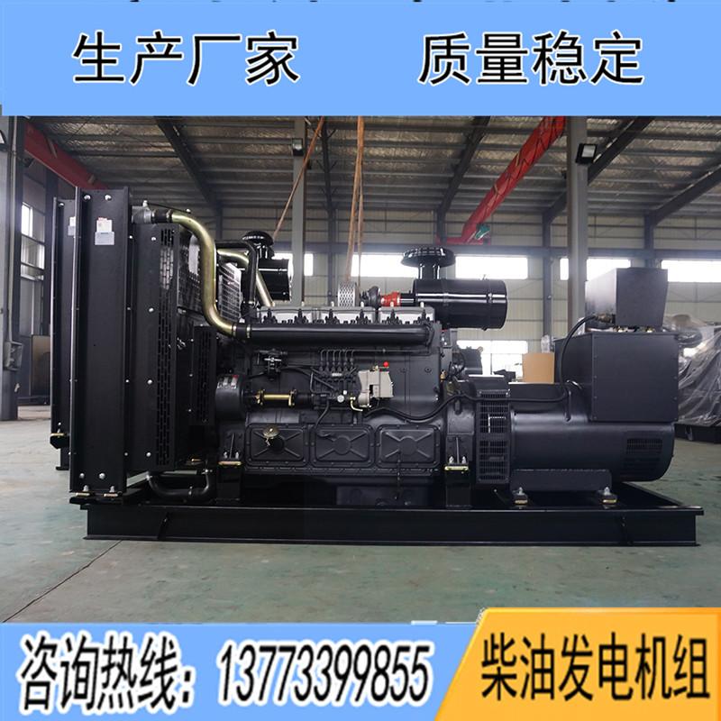 300KW扬柴YC26H330柴油发电机组