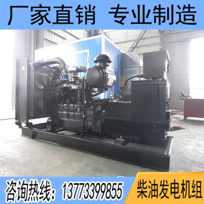 200KW上柴SC9D310D2柴油发电机组