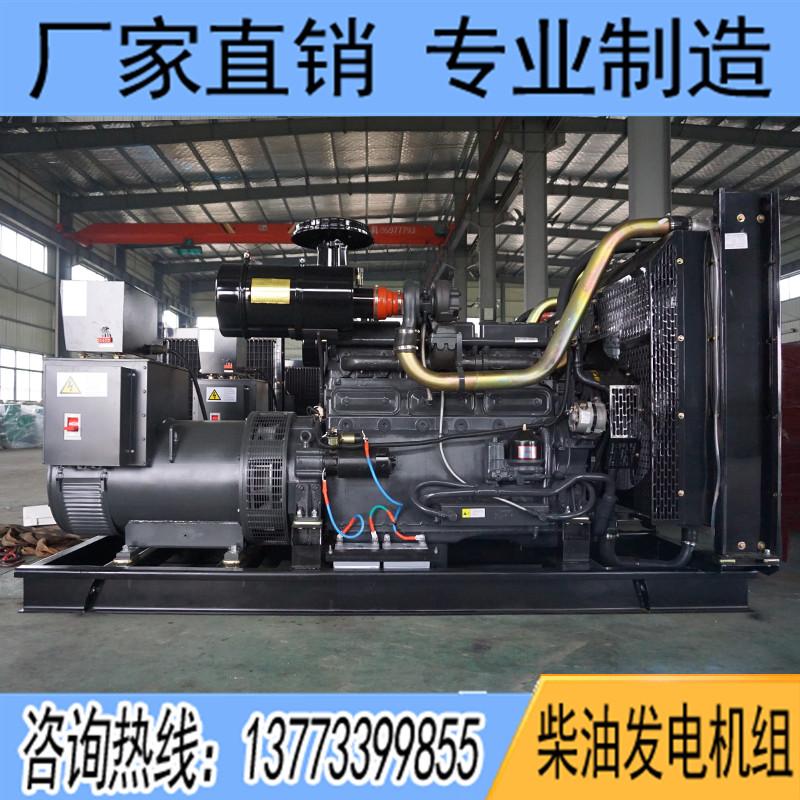 400KW申动SD25G610D2柴油发电机组