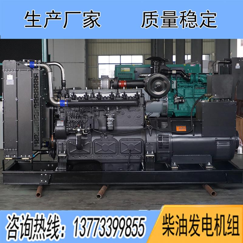 250KW凯普KP250柴油发电机组