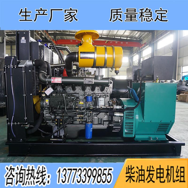 100KW潍坊裕兴R6105AZLD柴油发电机组