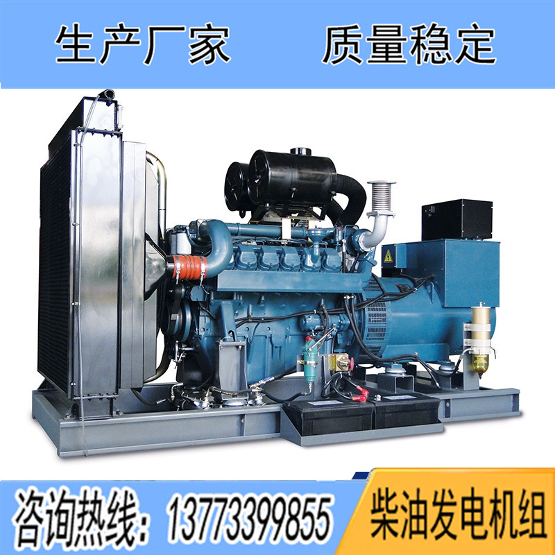 1100KW科曼12KMG-1390柴油发电机组