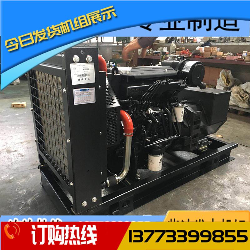 30KW扬柴WP2.3D40E200柴油发电机组