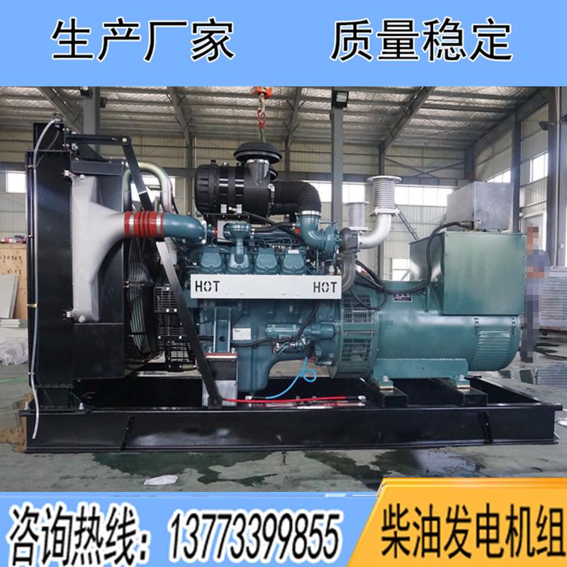 200KW韩国大宇柴油发电机组